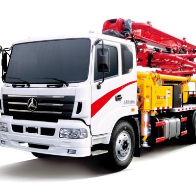 V8系列混凝土泵车SYM5163